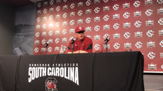 South Carolina's Mark Kingston discusses why he was ejected