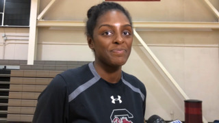 South Carolina volleyball star Mikayla Shields enters 2018 with lofty goals