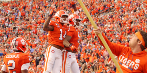 Photos from Clemson vs. Wake Forest