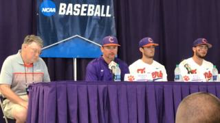 Monte Lee passionately defends his Clemson team after season ends in blowout fashion