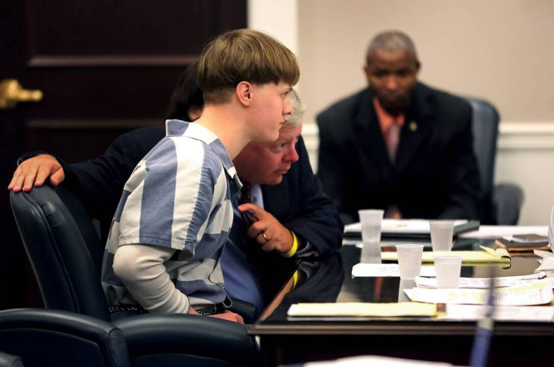 A woman wanted to commit a mass murder – so she contacted Dylann Roof, authorities say