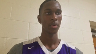 Watch: Ridge View's Malcolm Wilson discusses what he looks for in a school, expectations for senior year