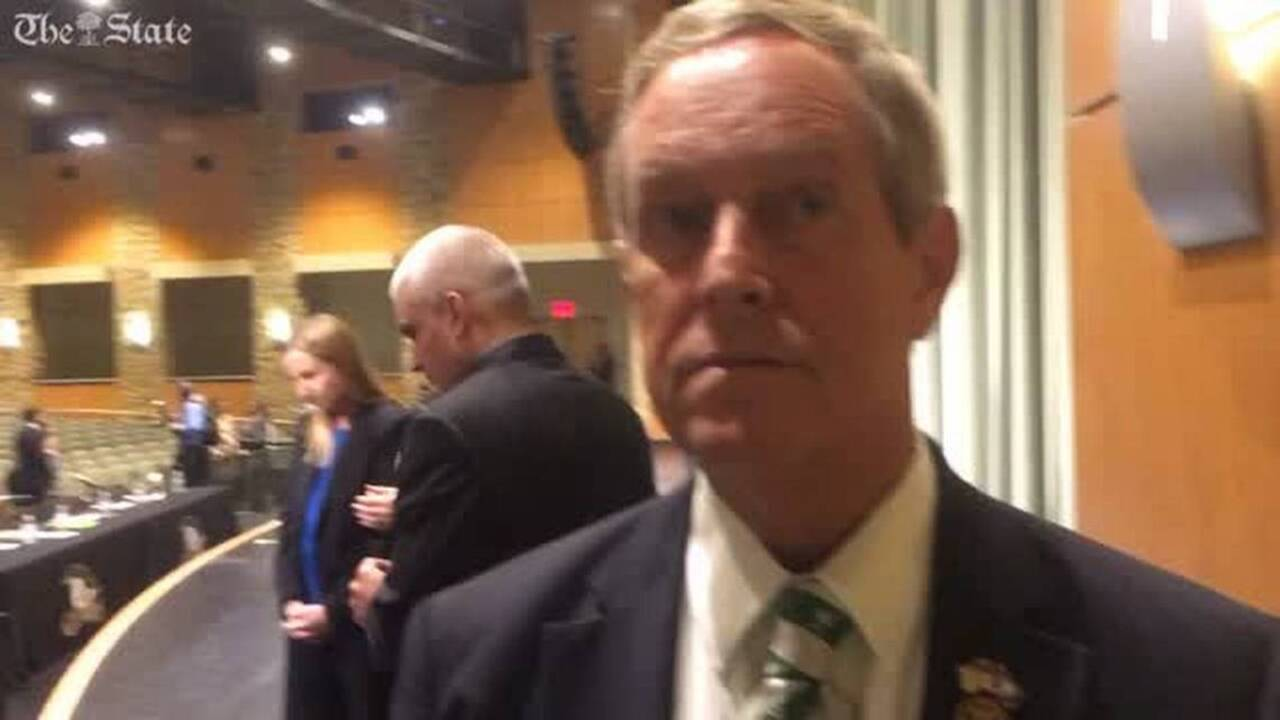 US Rep. Joe Wilson received donations from man indicted in foreign money scheme