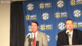 Why Will Muschamp is looking at Week 4 players more than Week 1 players