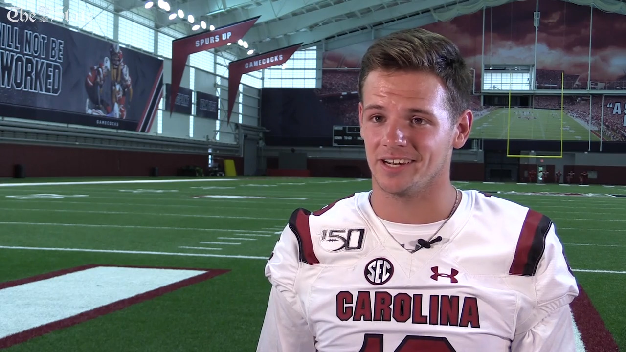 SOuth Carolina football: Spencer Eason-Riddle gets scholarship | The State