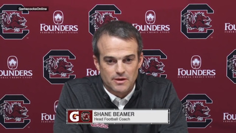 Roster management keeps Shane Beamer busy