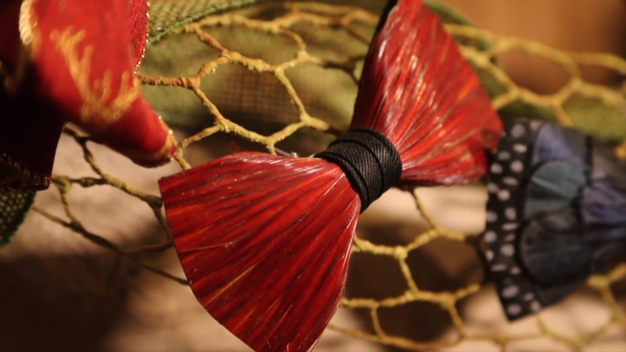 It started with bow ties. Now, SC company makes women's jewelry from bird feathers