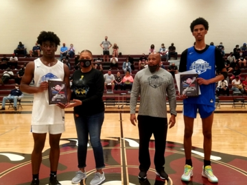 North-South MVP Myles Jenkins talks state title win, recruiting