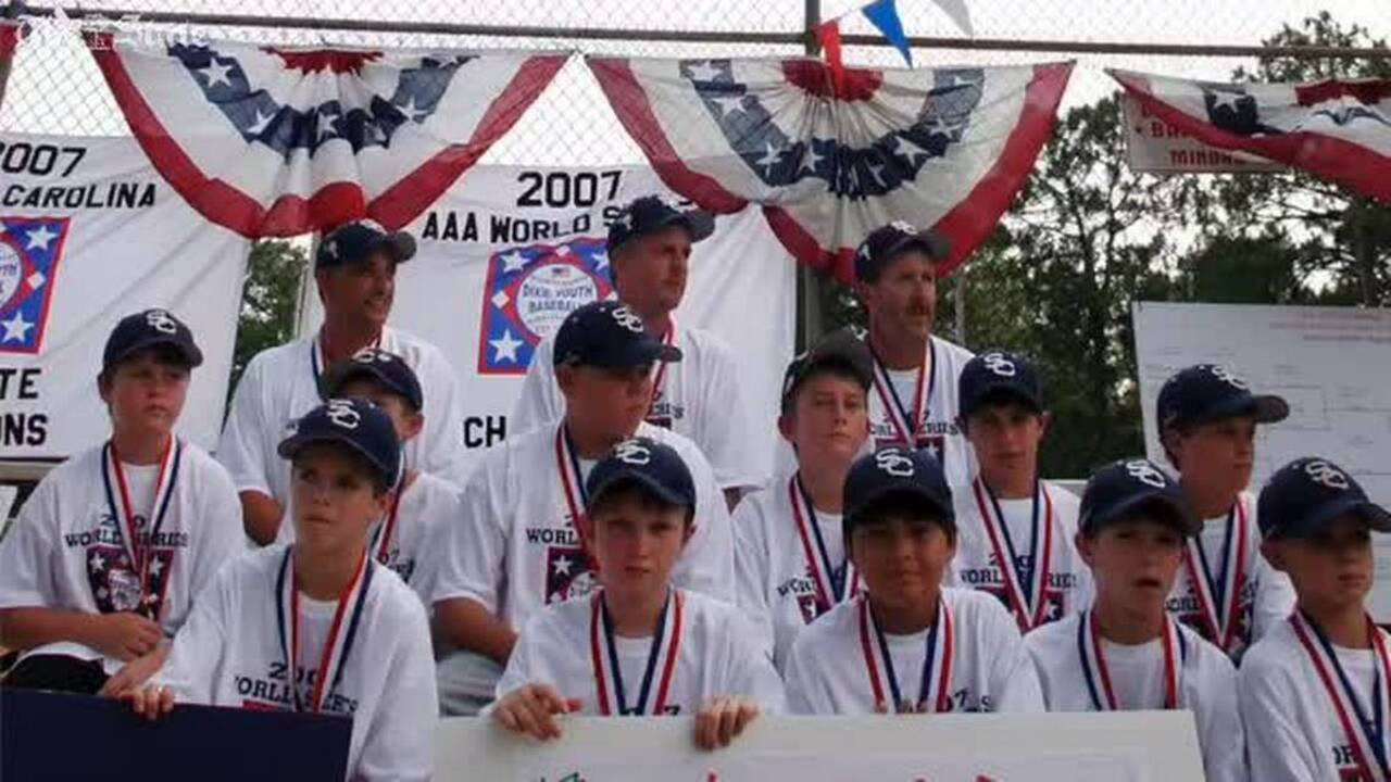 10 years ago, these SC players won the Dixie Youth World