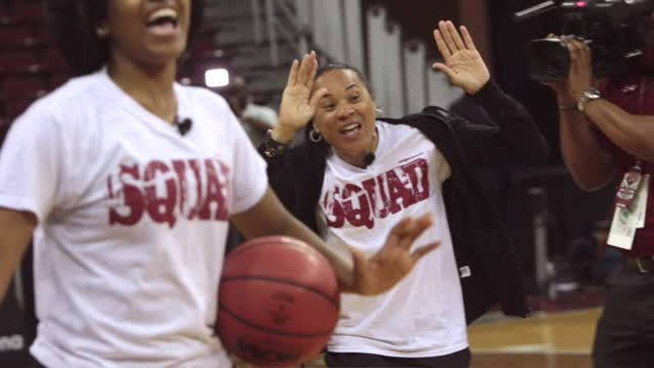 32a967acd2e Ranking the best women s players in South Carolina basketball history