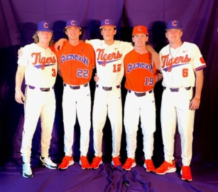 Watch: Midlands baseball players discuss signing with Clemson