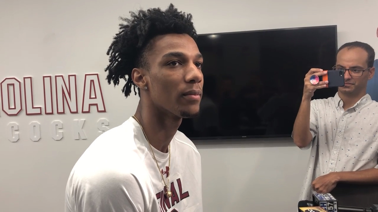 The moments from AJ Lawson's summer that convinced coaches he's only getting better