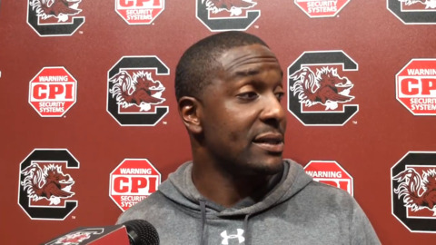 Bryan McClendon on how USC's offensive playbook has evolved, what he sees in UNC