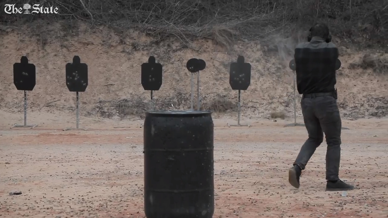 Neighbors say Lexington outdoor shooting range is a 'war zone,' but owner says no