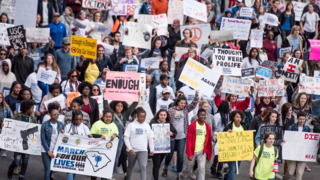 See the crowds, signs from Columbia's March For Our Lives movement