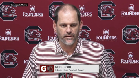 What Mike Bobo is most thankful for in 2020