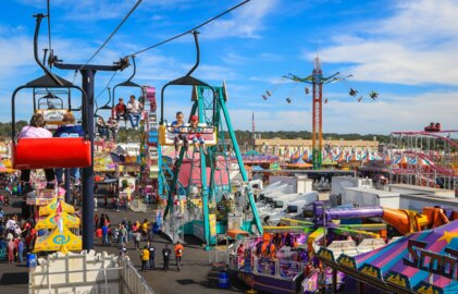 Are you ready for the State Fair? Here is a look at SC's State Fair on its 150th birthday
