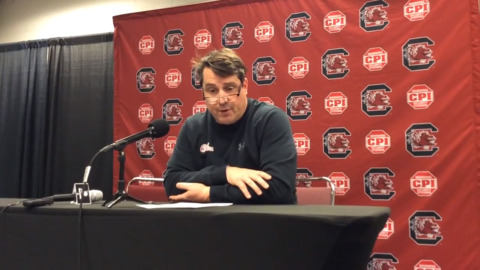 What needs to change for South Carolina's offense? Muschamp explains