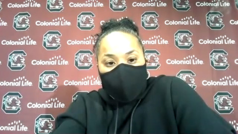 What Dawn Staley liked, didn't like from Gamecocks' SEC win over Florida