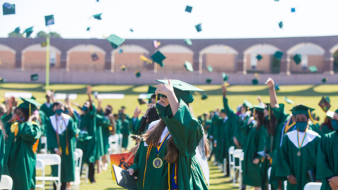 Spring Valley High, Richland 2 celebrate class of 2020