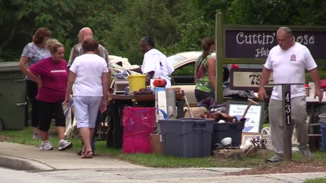 Shop this 85-mile yard sale, one of SC's largest | Rock Hill