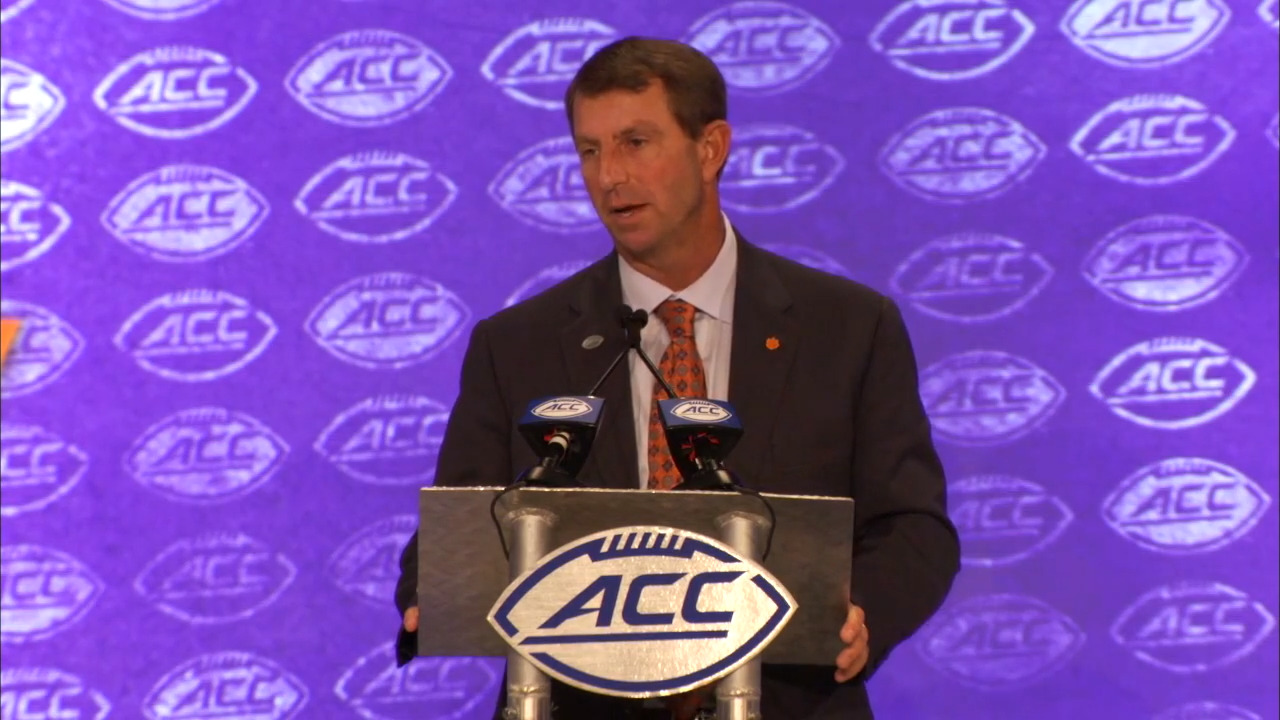 Where Clemson's special teams battles stand as fall camp comes to a close