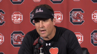 'I think that's gutless,' Muschamp says of allegations in article about Maryland