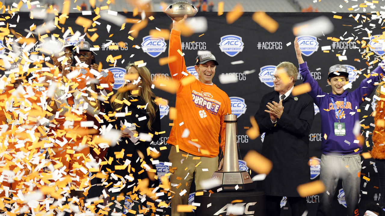 With Jeff Scott expected to leave Clemson for USF, what's next for the Tigers?