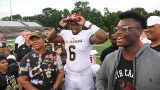 Watch Zacch Pickens commit to South Carolina