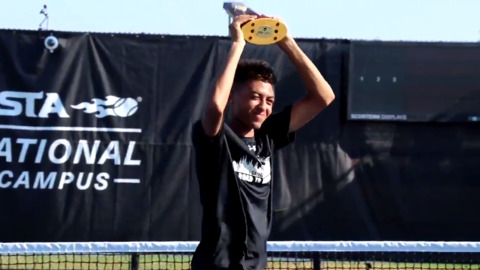Paul Jubb wins NCAA tennis title for Gamecocks