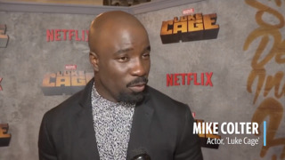 """""""We were the first black superhero of this generation"""" SC native Mike Colter talks about impact of 'Luke Cage' show"""