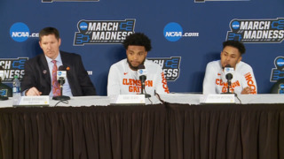 Clemson not surprised at how well Tigers performed in NCAA opener