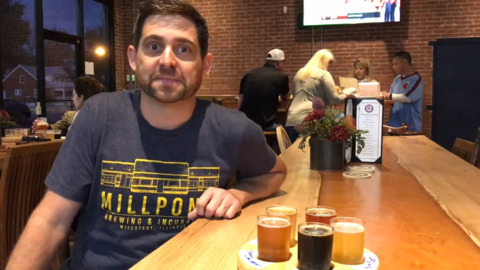 Millstadt brewery owner is passionate about beer