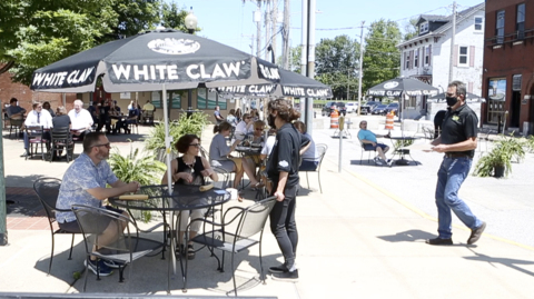 Will Belleville keep streets closed for restaurants dealing with coronavirus rules?