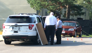 Raw video: Officer-involved shooting in Overland Park