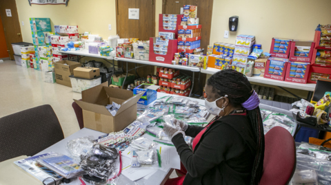 Nonprofit in East St. Louis received $1 million from the Illinois COVID-19 Response Fund