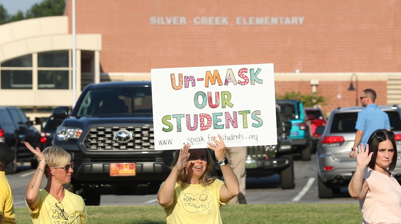 Some southwest IL parents want to send their kids to school without masks. Here's why
