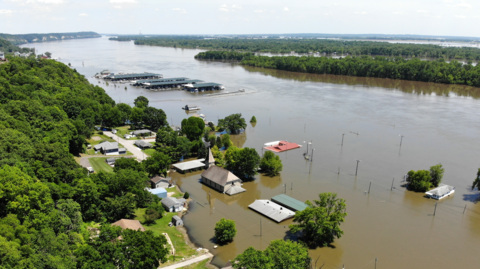 Federal flood assistance denied for residents, businesses in Illinois. Here's why.