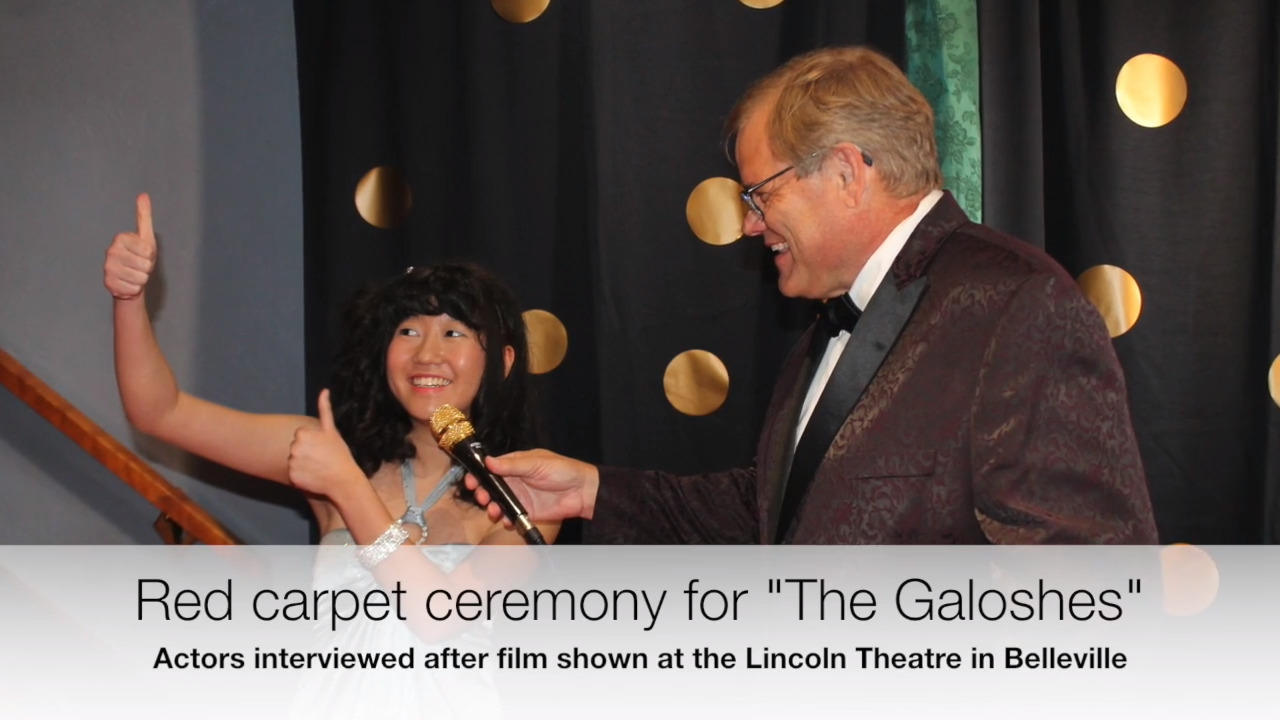 Check out scenes from 'The Galoshes' red carpet ceremony