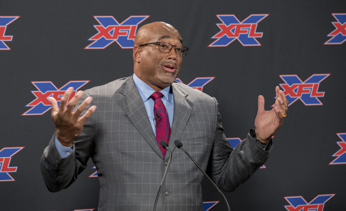 XFL unveils the names and logos for each of the league's teams