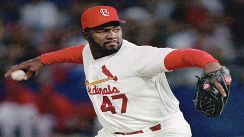 Former St. Louis Cardinal Lee Smith elected to Hall of Fame