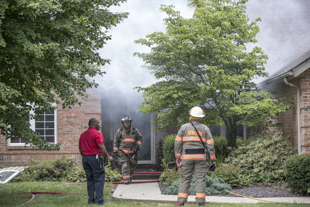 Here's the O'Fallon Fire Department calls from Aug. 3 through 12