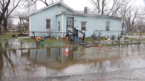 After denial of FEMA Grant, Cahokia Heights leaders pledge to use other funds to fix sewers and drainage