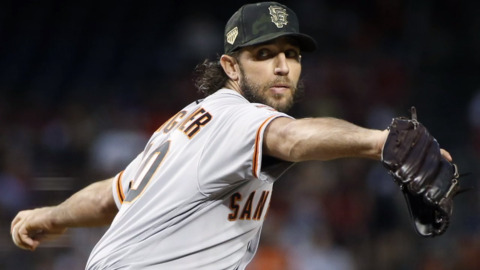 Adding Madison Bumgarner to the St. Louis Cardinals would improve the whole team