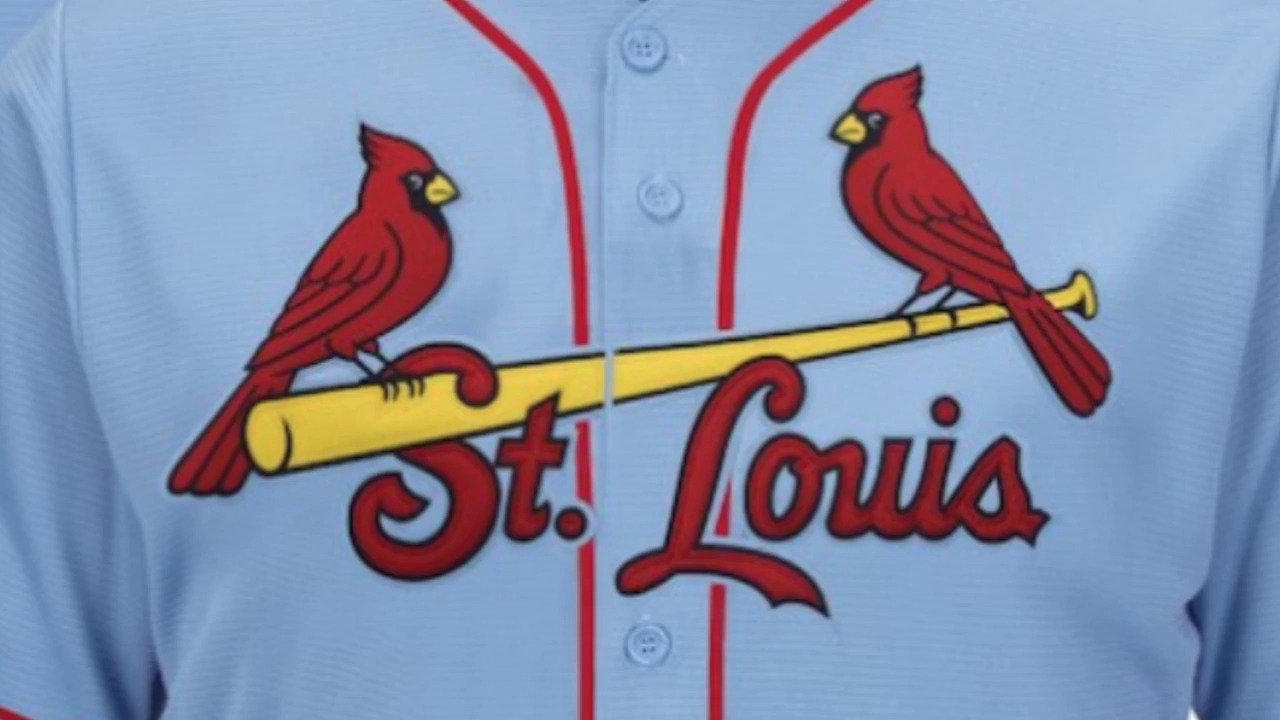 new style 32ed5 028cf St Louis Cardinals should not use powder blue uniforms ...