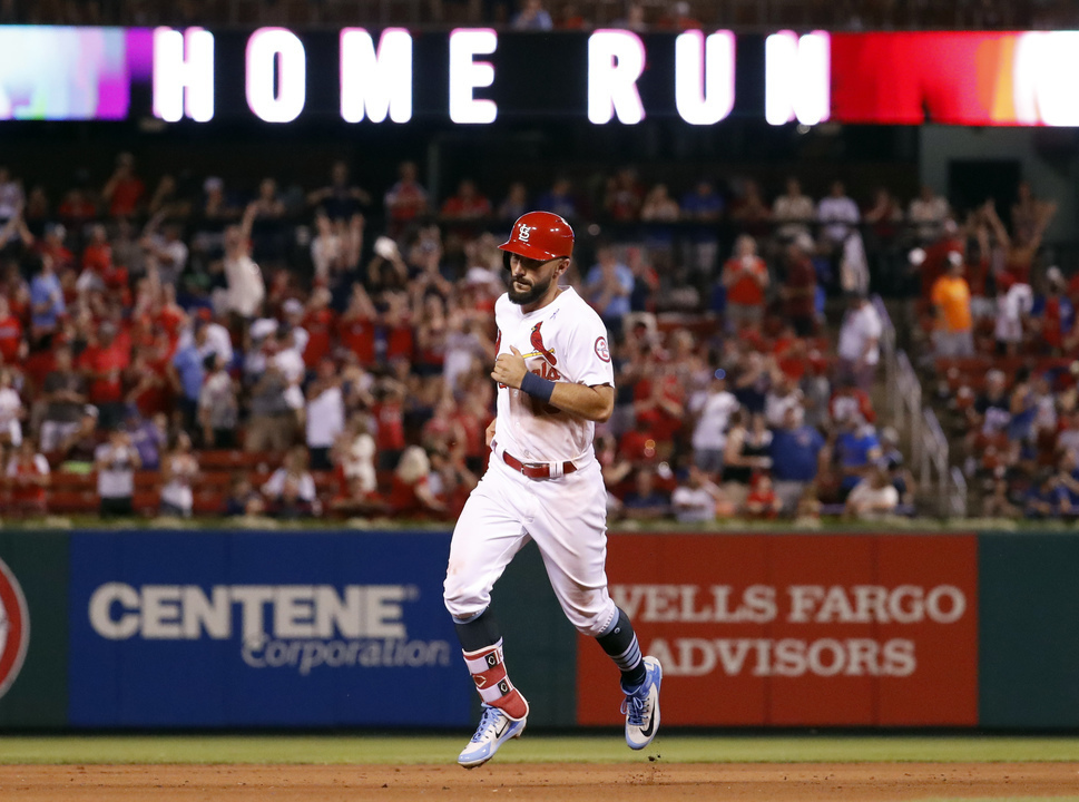 Did the St. Louis Cardinals need to extend a struggling Matt Carpenter right now?