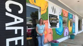 Coffee with Christ cafe opens in Belleville