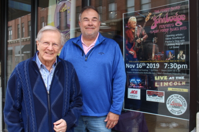 The Moody Blues coming to Belleville