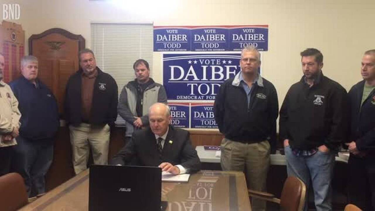 Daiber to announce candidacy for Madison County chair, could be Prenzler's first challenger