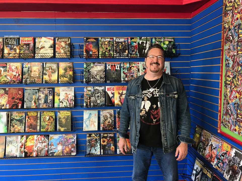 New comic book and coffee bar opens in downtown Belleville, IL